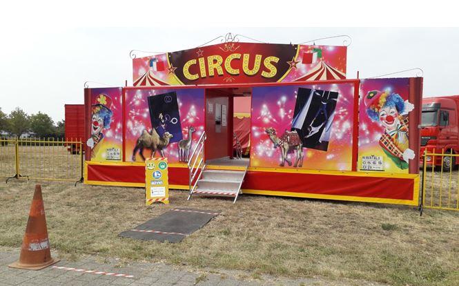 Circus Pepino zoekt nog naar een geschiktedatum